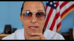 McConaughey on U.S.' struggles: America's going through puberty