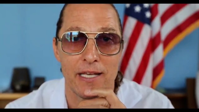 """Matthew McConaughey left some people """"Dazed and Confused"""" with his July Fourth message. The actor posted a message on social media wishing the US a happy birthday."""