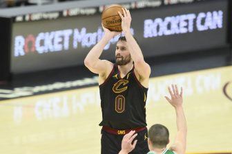 Kevin Love not considering retirement amid latest injury woes