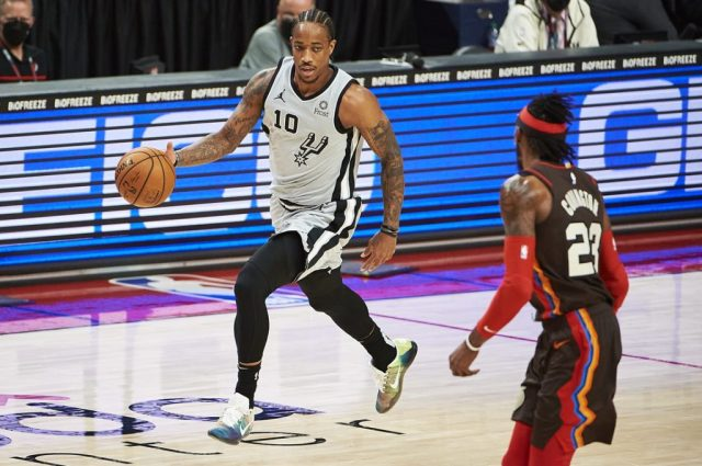 Chicago Bulls acquire DeMar DeRozan in blockbuster sign-and-trade