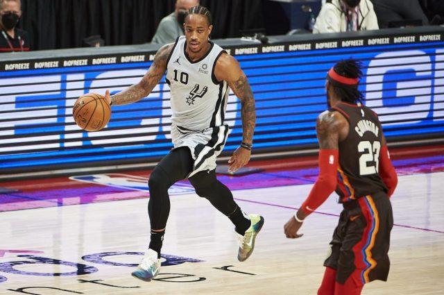 Chicago Bulls acquire DeMar DeRozan