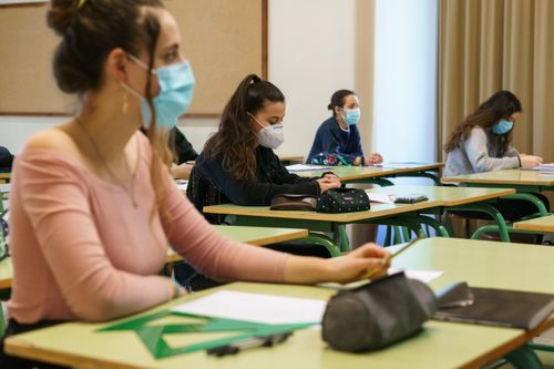 Texas Supreme Court allows school mask mandates to remain in place for now
