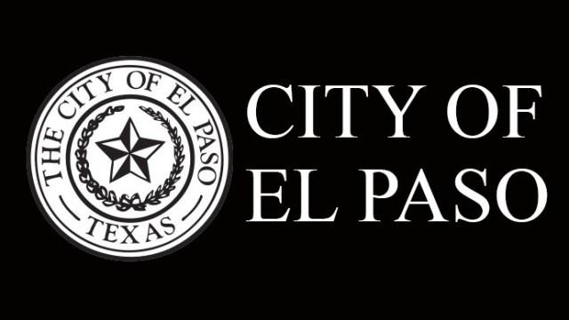 city of el paso logo black