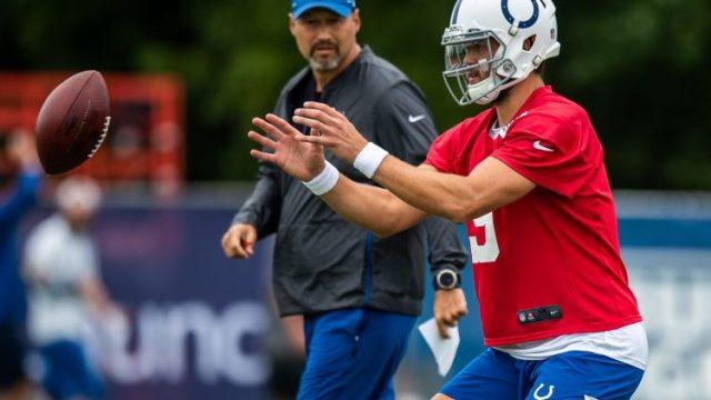 NFL starting QB odds: Jacob Eason favored in tightest battle