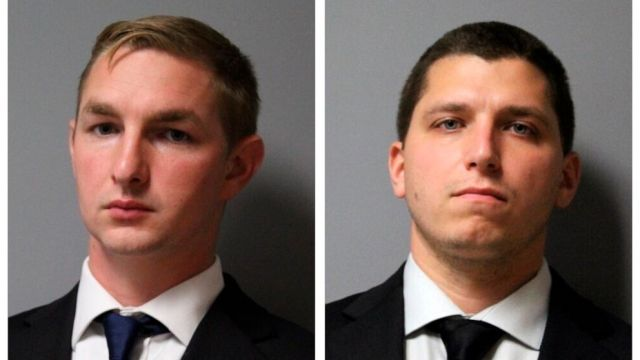 officers charged