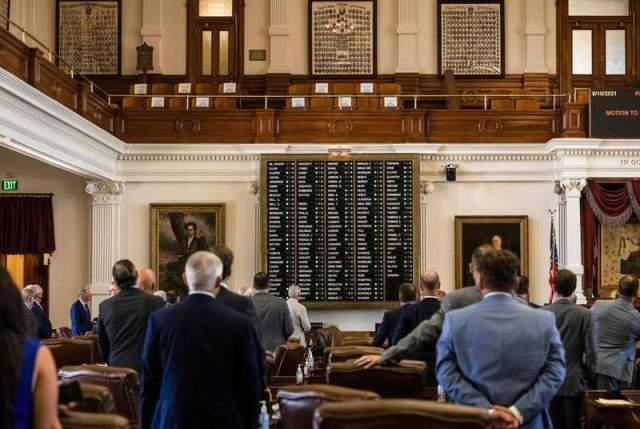 texas legislature 1