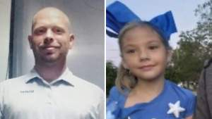 Amber Alert for Texas 7-year-old girl, man wanted in disappearance