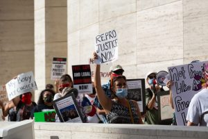 Justice Department readying legal challenge to Texas abortion ban
