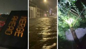 LIVE updates: Nicholas downgraded to tropical storm after making Texas landfall