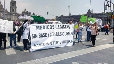 Photo of Trabajadores de la salud exigen plazas