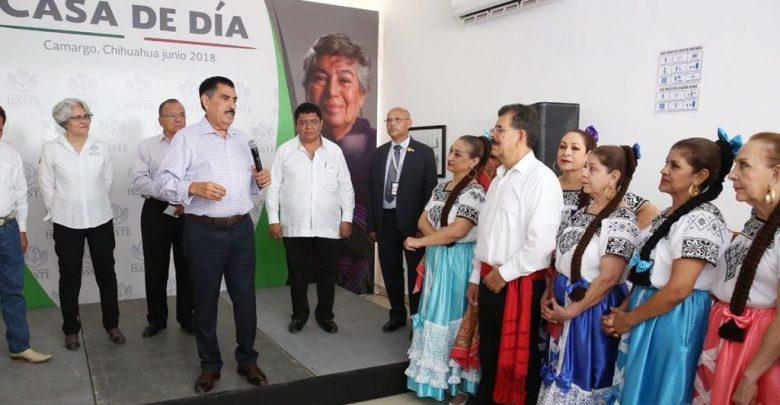 Photo of Triplica Issste número de Casas de Día del Adulto Mayor en el país