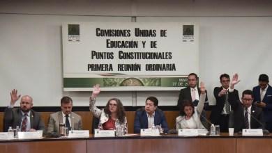Photo of Diputados inician en comisiones discusión de la reforma educativa