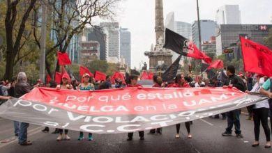 Photo of Exigen trabajadores de la UAM pago de salarios caídos por huelga