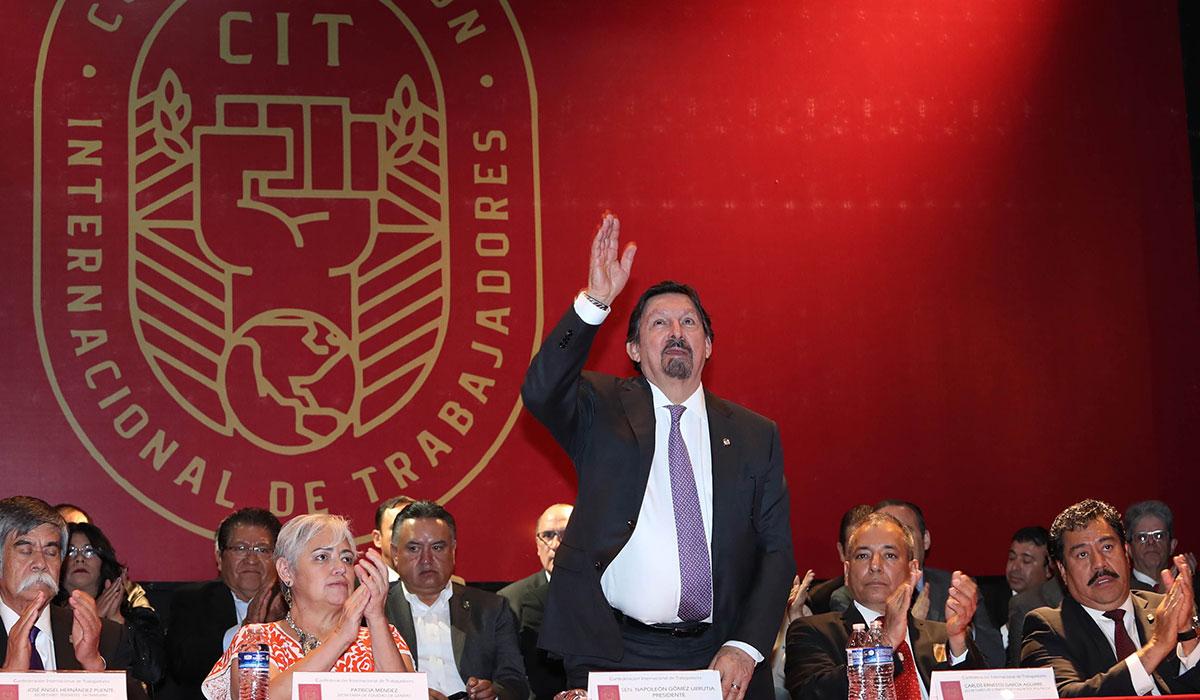 Confederación sindical