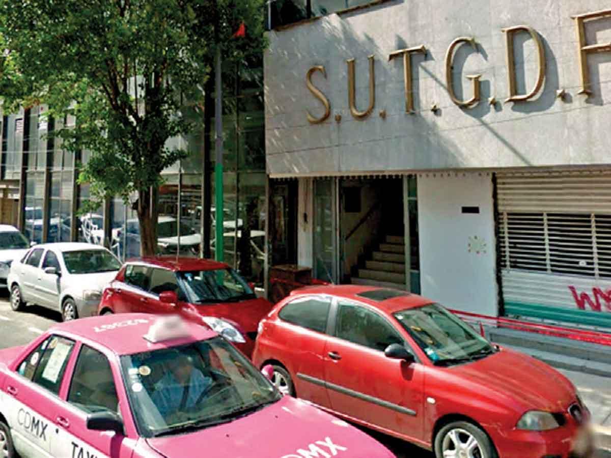SUTGCDMX dirigencia