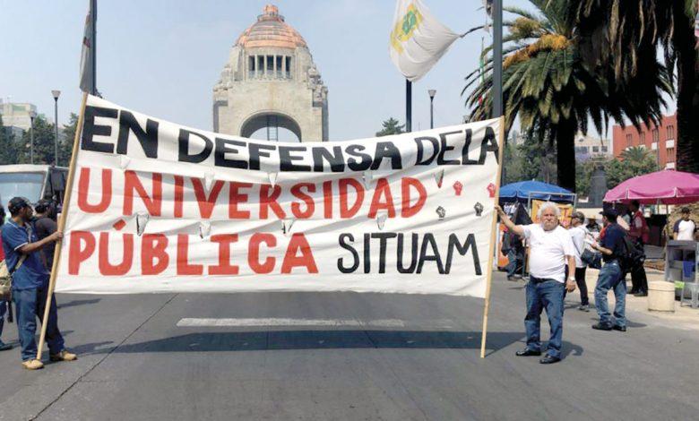 Photo of Amagan con huelga en la UAM
