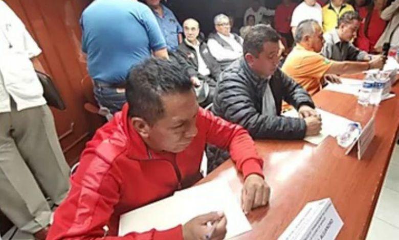 Photo of Suspende Tribunal Federal elección de dirigente del SUTGCDMX