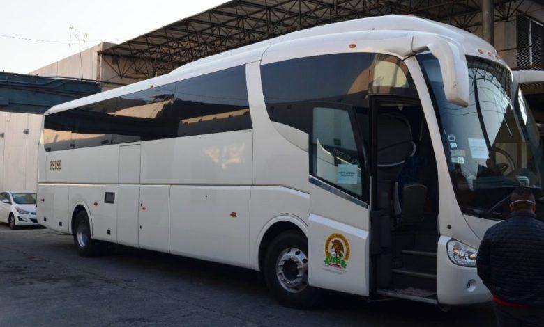 Photo of Suman más autobuses para trabajadores de salud