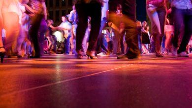 Photo of A la raza Azteca nos gusta bailar, hasta en la desgracia