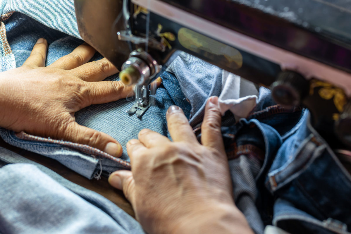 industria vestido