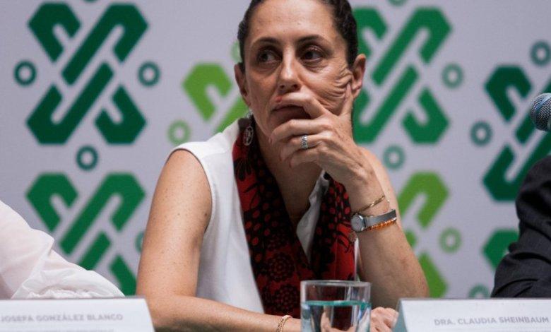 Photo of AMLO partió a Claudia