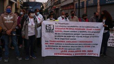 Photo of No habrá pago adicional a jubilados del IMSS: AMLO