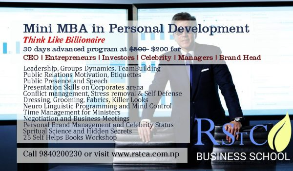 Mini MBA for CEO and Investors – RSTCA Group