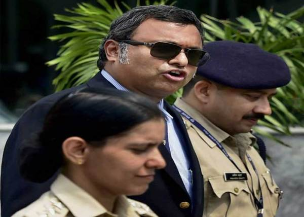 Good reason for lookout notice against Karti: CBI tells SC ...