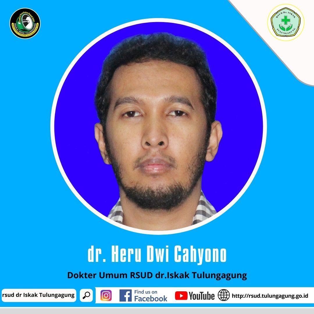 dr. HERU DWI CAHYONO