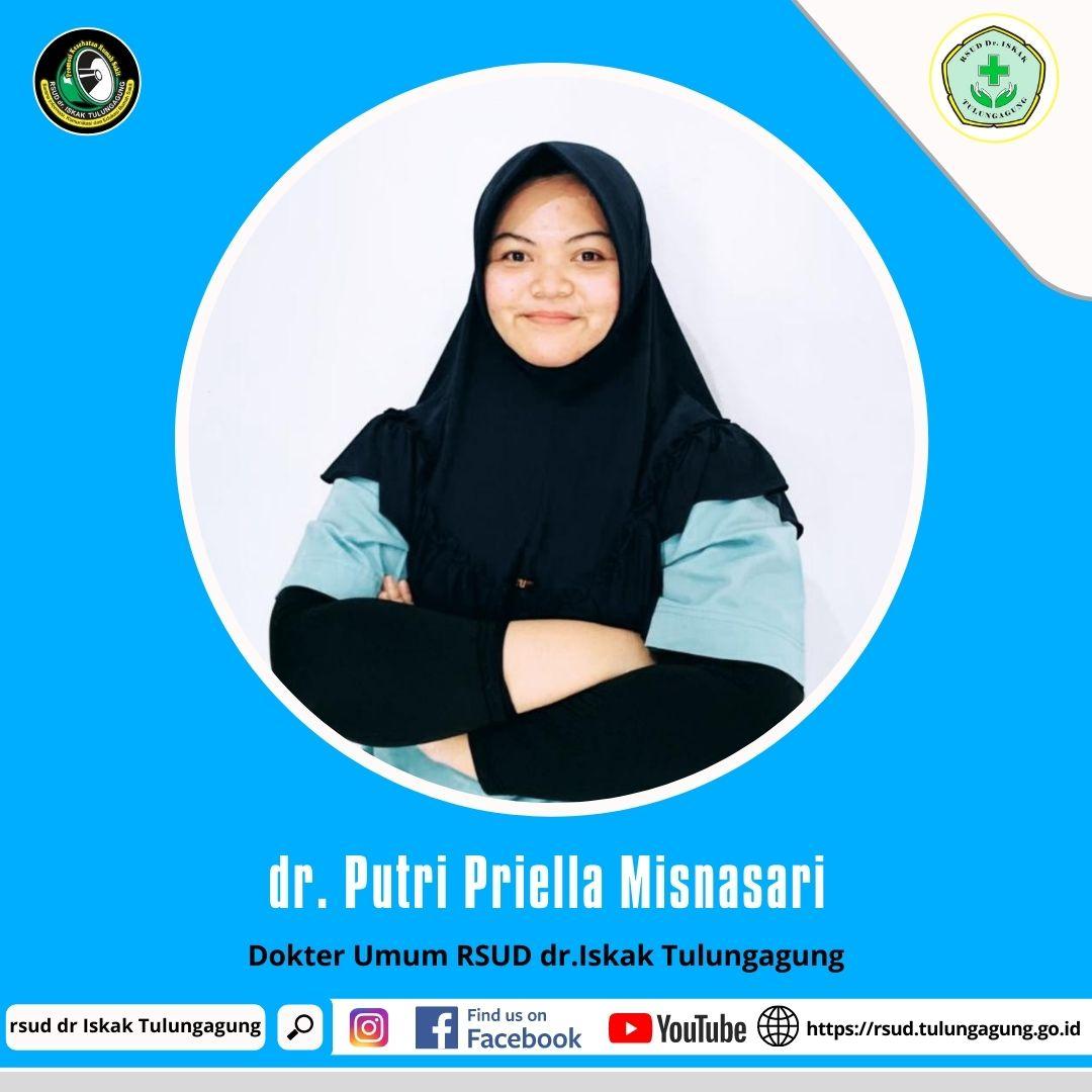 dr. PUTRI PRIELLA MISNASARI
