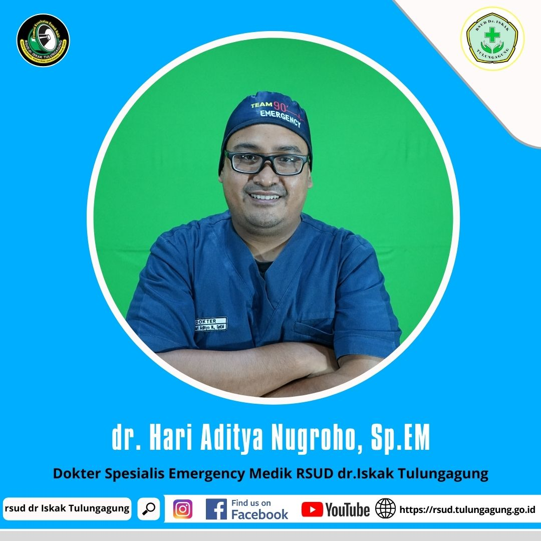 dr. HARI ADITYA NUGROHO, Sp.EM