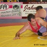 Oberliga Thüringen: RSV Rotation Greiz II gegen SV Sömmerda endet 17:13