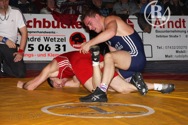 2.Bundesliga Nord: WKG Pausa/Plauen gegen AC Werdau 27:12