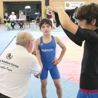 Ringen: Greizer Nachwuchs gewinnt Sparkassenpokal in Werdau