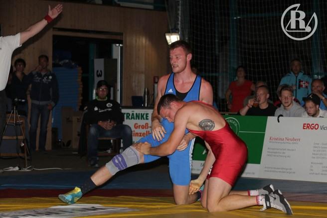 2.Bundesliga Nord: RSK Gelenau gegen RSV Rotation Greiz 2:23