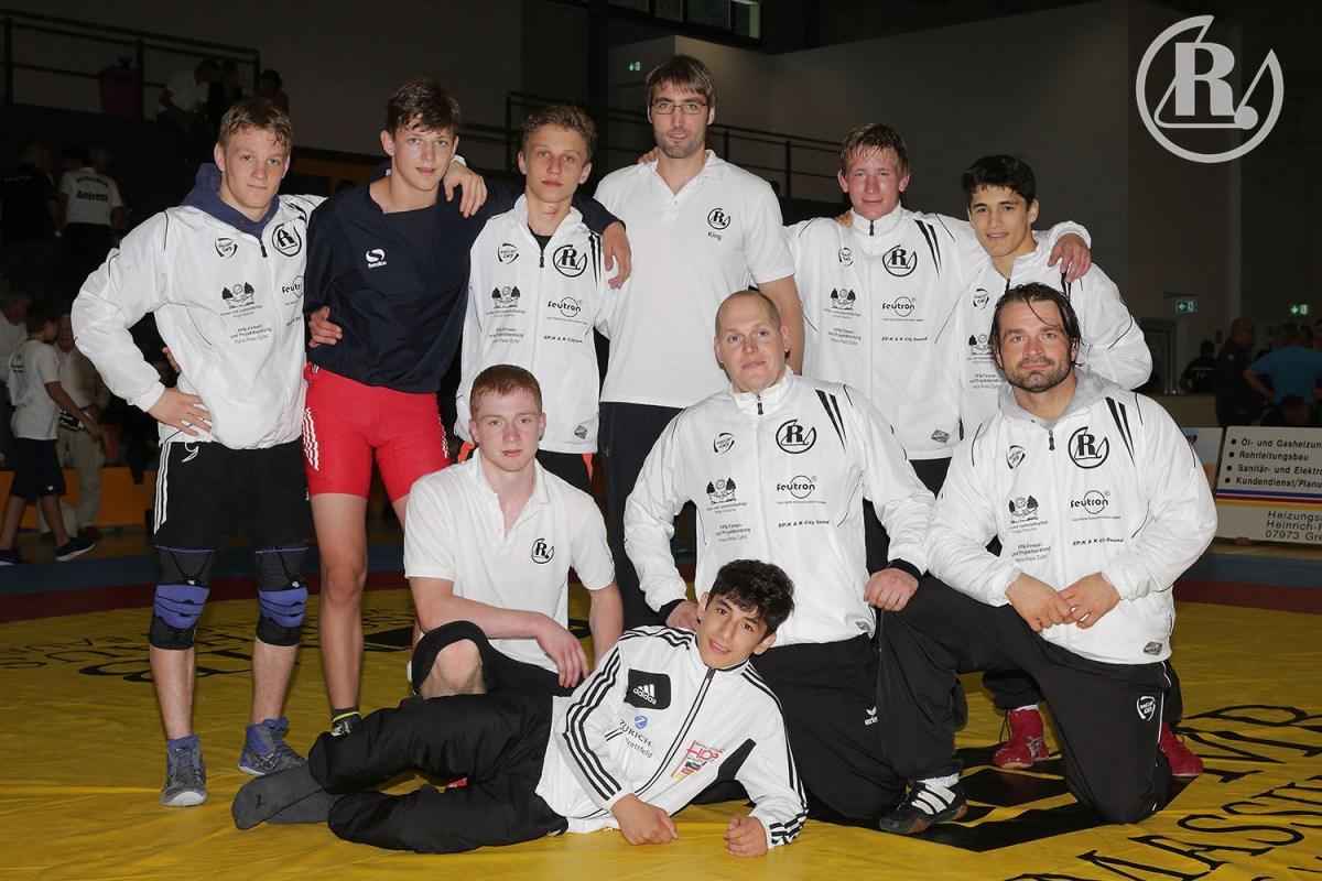 Regionalliga: Greizer Nachwuchsringer sichern Remis