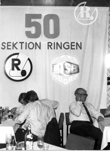 Geschichte in Bildern des RSV Rotation Greiz