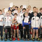 Glanzvoller Saisonauftakt für Greizer Ringer bei den Thüringer-Meisterschaften im Freistil in Jena