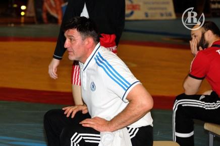 Ringen: Mitteldeutschen Meisterschaften der Männer in Luckenwalde
