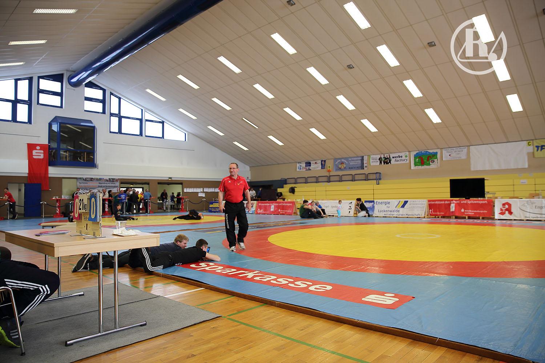Ringer-Regionalligist Luckenwalde zieht Mannschaft zurück