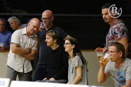 Freundschaftskampf: Vogtland ringt gegen fränkische Auswahl