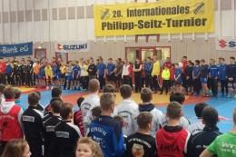 Philipp-Seitz Gedächtnisturnier SC Kleinostheim