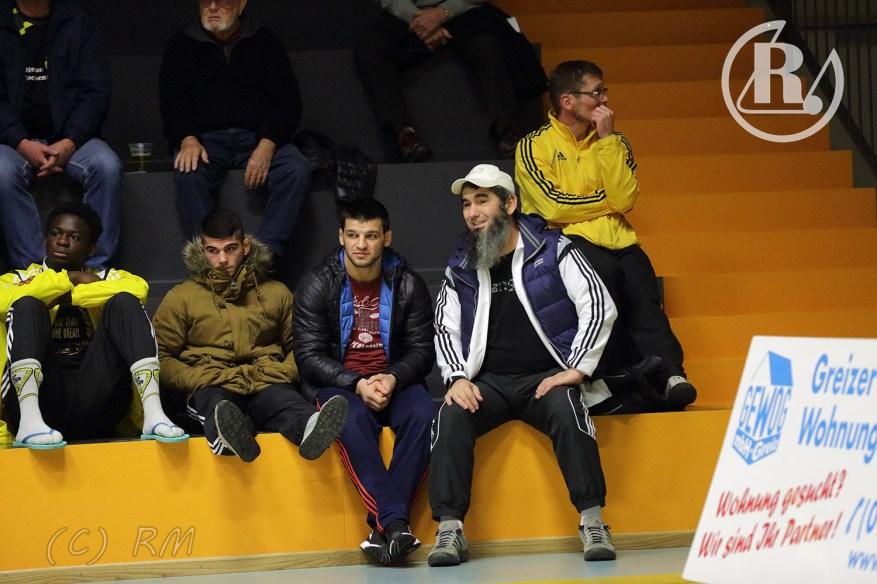 Regionalliga Mitteldeutschland: RSV Rotation Greiz II gegen KG Frankfurt/Oder/Eisenhüttenstadt