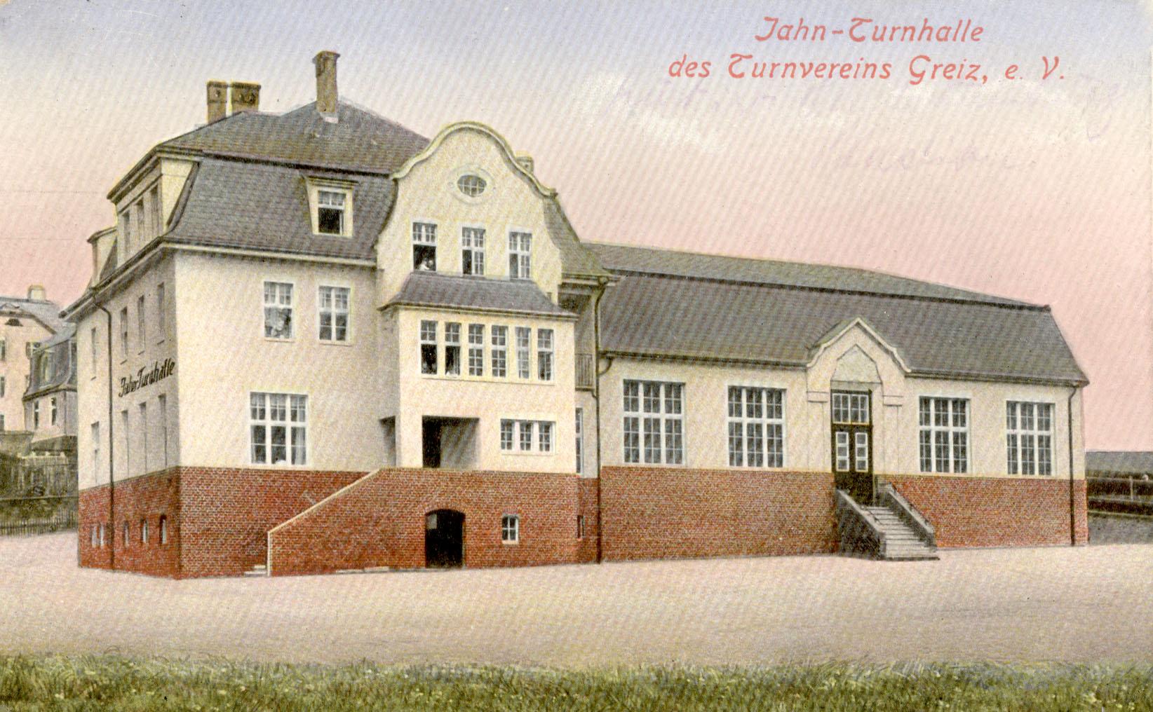 Jahnturnhalle