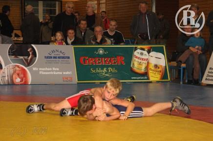 Ringen-Jugendliga: RSV Rotation Greiz/Jugend gegen KSC Pausa