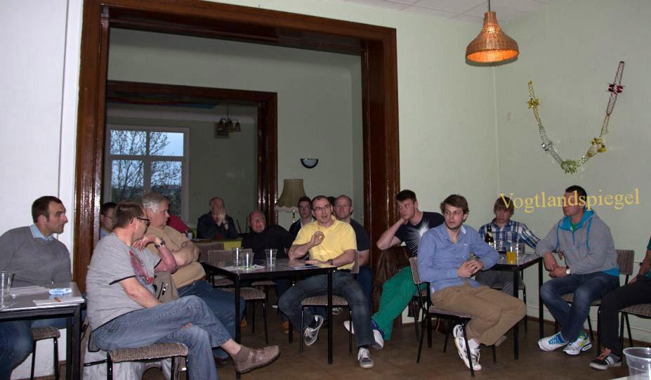 Emotionale Jahreshauptversammlung beim Greizer Ringerverein