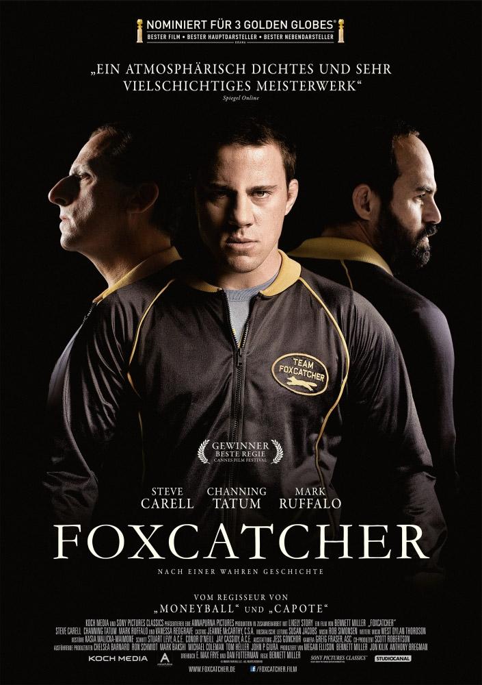 Plakat Foxcatcher