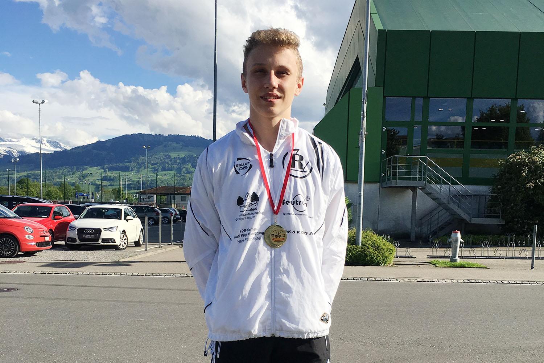 RSV Rotation Greiz: Lucas Kahnt siegt in der Schweiz