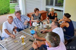 Goldene Generation trifft sich in Greiz