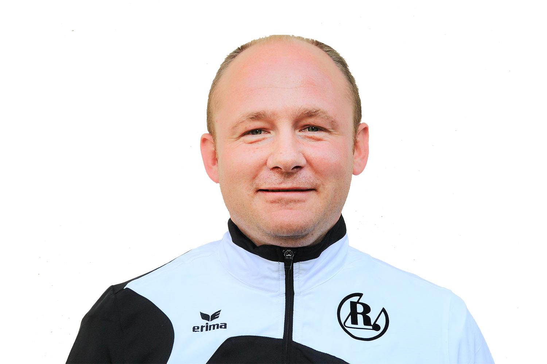 Trainer Swen Lieberamm